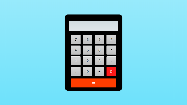 Working Calculator using HTML CSS and jQuery