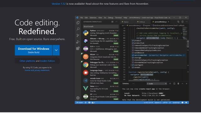 Visual Studio Code (VS Code)